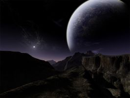 Midnight Sun by SkillZombie
