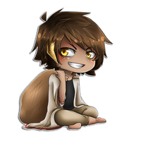 Chibi Mathew by Techkit
