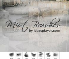 Mist Brushes by Ideasplayer