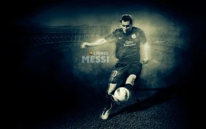 440. Lionel Messi by RGB7