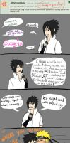 AskSasuke: What song would you sing? by Livori