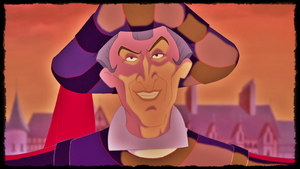 Frollo Animation-Shot with Backlight by yami0815