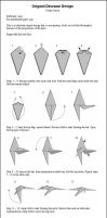 Origami Dinosaur Instructions by DonyaQuick
