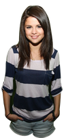 Selena Gomez Png by anime1991