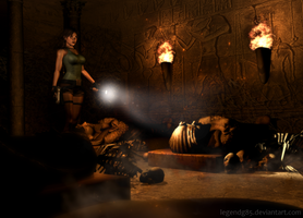 Lara Croft 107 by legendg85