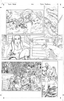 TR #16 Page 14 Pencil Low by derlissantacruz