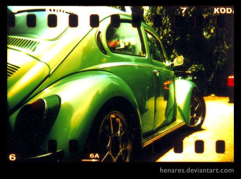 VW Beetle by toy-camera