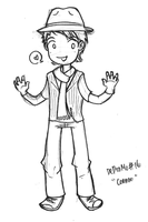 Primeval - Connor by dongpeiyen1000