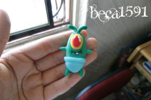 Baby Plankton Tutorial by Beca1591