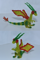 Beaded Flygon