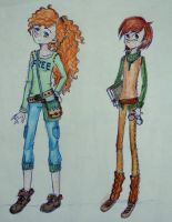 gingers XD by Evvva94