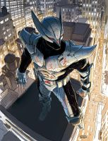 ShadowHawk by DustinWeaver