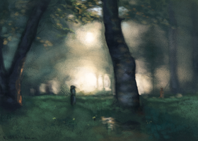 Inness study by VBabylon