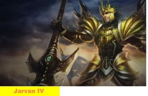 League Of Legends: Jarvan IV by Ribien619