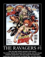 Motivation - The Ravagers #1 by Songue