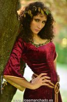Mother Gothel Cosplay. Tangled. by Morganita86