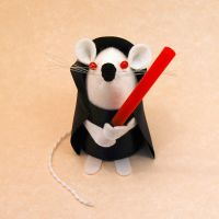 Emperor Mouse by The-House-of-Mouse