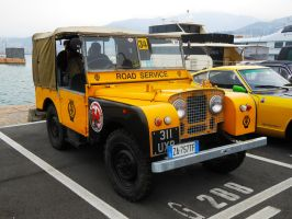 1950 Land Rover Defender by GladiatorRomanus
