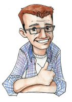 Cartoony Me by beamer