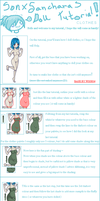 : Sonxfanchars doll tutorial : CLOTHES : by sonxfanchara