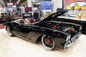 1962 Chevrolet Corvette C1-RS by TheCarloos