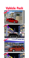[ComiPo] Vehicle Pack [DL] by Lady-Manson