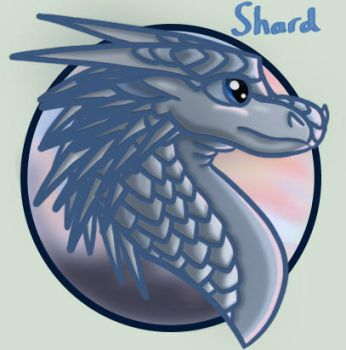 Shimmering Shard by Zeniththeskywing