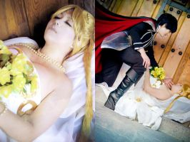 Awake for our dreams - Sailor Moon by Yushu-Eien