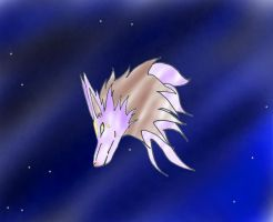 Space Wolf by ANlM