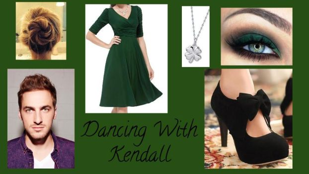 Dancing With Kendall by lovevampireboys