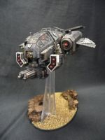 Customish Ravenwing Stormtalon by Solav