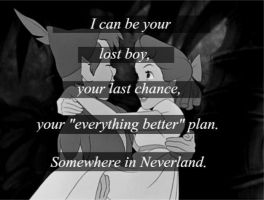Somewhere In Neverland by howcouldyoudothat