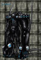 Gantz: Oka Super Suit by kallerNSG
