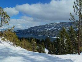 Donner Lake by AtomicBrownie