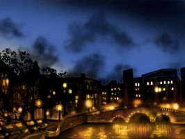 Amsterdam - Concept Background by Yamino