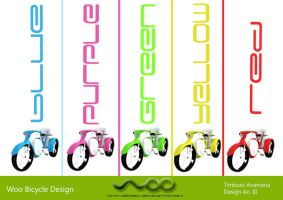Tricycle color by anna1984