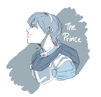 Marf Prince by LegendarySwordsman