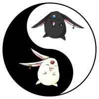 Mokona Modoki by StrawberryQuincy