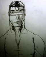 Cyclops by spiderson5000