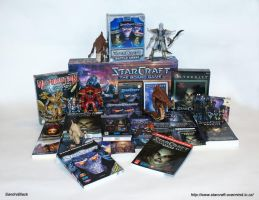 StarCraft - Collection by SandroBlack