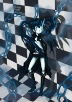 Black Rock Shooter by marisaotakuCSI
