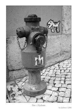 Fire Hydrant by Kathris