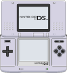 Nintendo DS by BLUEamnesiac
