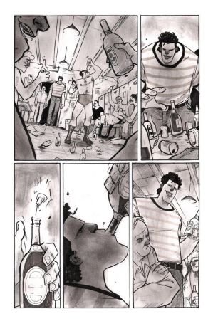 Andre the Giant : Closer to Heaven page 15 by DenisM79