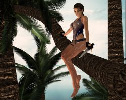 lara of the caribbean 3 by 7ipper