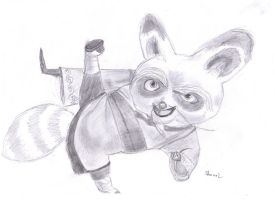 Master Shifu by SlowmoII