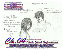 Current Release: Ch.4 Their First Impressions WIP by Tranzopus