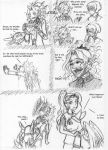 Dwc Cheerleader Comic by Lord-Evell