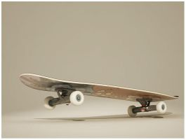 Skateboard by TeXual
