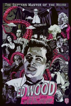 Ed Wood (1994) by wild7even